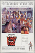 """Movie Posters:Musical, Porgy and Bess (Columbia, 1959). One Sheet (27"""" X 41""""). Musical.. ..."""