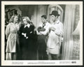 """Movie Posters:Comedy, Dean Martin and Jerry Lewis in """"My Friend Irma"""" (Paramount, 1949).Photos (2) (8"""" X 10""""). Comedy.. ... (Total: 2 Items)"""