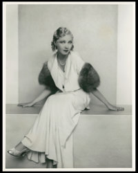 "Helen Twelvetrees (RKO, 1932). Portrait Photo (8"" X 10""). Miscellaneous"