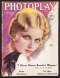 "Movie Posters:Miscellaneous, Photoplay (Photoplay Publishing, 1930). Magazine (8.75"" X 11.5"", 148 Pages). Miscellaneous.. ..."