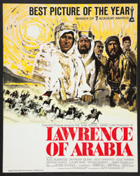 "Lawrence of Arabia (Columbia, 1962). Academy Award Pressbook (14"" X 17.5"", 19 Pages). Academy Award Winners..."