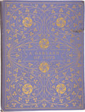Books:First Editions, A Garland of Love. A Collection of Posy-Ring Mottoes.London: Arthur L. Humphreys, 1902. First edition. Octavo. 74 p...