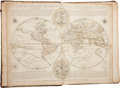 Books:Early Printing, [Nicolas Sanson]. Atlas of Thirty-Four Hand-Colored Maps Printed Between 1641 and 1663. All bound in one folio atlas. Thirty...