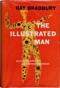 Books:First Editions, Ray Bradbury. The Illustrated Man. Garden City: Doubleday,1951. First edition. Octavo. 251 pages. Publisher's t...