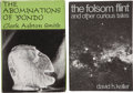 Books:First Editions, Two Arkham House First Editions, including: Clark Ashton Smith.The Abominations of Yondo. 1960. [and:] Da... (Total: 2Items)