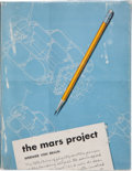 Books:First Editions, Werner von Braun. The Mars Project. Urbana, Illinois: TheUniversity of Illinois Press, 1953. First edition. Oct...