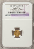 California Fractional Gold: , 1853 $1 Liberty Octagonal 1 Dollar, BG-530, R.2,--ImproperlyCleaned--NGC Details. AU. NGC Census: (0/63). PCGS Population ...