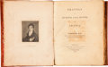 Books:First Editions, J. Griffiths. Travels in Europe, Asia Minor, and Arabia.London: T. Cadell and W. Davies, 1805.. First edition. Qu...