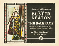 "The Paleface (First National, 1922). Title Lobby Card (11"" X 14"")"