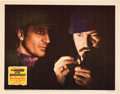 "Movie Posters:Mystery, The Hound Of The Baskervilles (20th Century Fox, 1939). CGC GradedLobby Card (11"" X 14"").. ..."