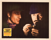 "The Hound Of The Baskervilles (20th Century Fox, 1939). CGC Graded Lobby Card (11"" X 14"")"