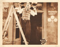 "Movie Posters:Comedy, The Pawnshop (Mutual, 1916). CGC Graded Lobby Card (11"" X 14"")....."