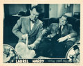 "Movie Posters:Comedy, Them Thar Hills (MGM, 1934). Lobby Card (11"" X 14"").. ..."