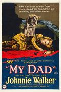 "Movie Posters:Adventure, My Dad (FBO, 1922). One Sheet (27"" X 41"").. ..."