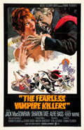 """Movie Posters:Comedy, The Fearless Vampire Killers (MGM, 1967). International One Sheet(27"""" X 41"""").. ..."""