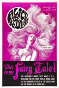 "Movie Posters:Exploitation, Alice in Acidland (Unit Ten Productions, 1968). One Sheet (27"" X41"").. ..."