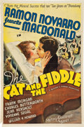 "Movie Posters:Musical, The Cat and the Fiddle (MGM, 1934). One Sheet (27"" X 41"").. ..."
