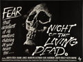 """Movie Posters:Horror, Night of the Living Dead (Monarch Films, 1969). British Quad (30"""" X40"""").. ..."""