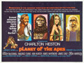 "Movie Posters:Science Fiction, Planet of the Apes (20th Century Fox, 1968). British Quad (30"" X40"").. ..."