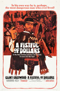 """Movie Posters:Western, A Fistful of Dollars (United Artists, 1967). One Sheet (27"""" X 41"""").. ..."""