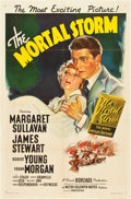 """Movie Posters:War, The Mortal Storm (MGM, 1940). One Sheet (27"""" X 41"""") Style C.. ..."""