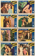 "Movie Posters:Comedy, The Ghost Breakers (Paramount, 1940). Lobby Card Set of 8 (11"" X14"").. ... (Total: 8 Items)"