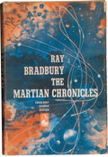 Books:First Editions, Ray Bradbury. The Martian Chronicles. Garden City: Doubleday& Company, 1950.. First edition. Octavo. 222 page...