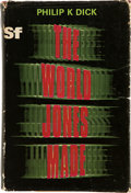 Books:First Editions, Philip K. Dick: The World Jones Made. London: Sidgwick &Jackson, 1968.. First hardcover edition. Octavo. 192 page...