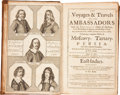Books:Early Printing, Adam Olearius. The Voyages & Travels of the Ambassadors fromthe Duke of Holstein, to the Great Duke of Muscovy, a...