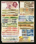 World Currency: , World Mixture.. ... (Total: 29 notes)