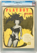 Magazines:Miscellaneous, Playboy #3 (HMH Publishing, 1954) CGC VG/FN 5.0 White pages....