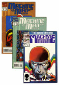 Modern Age (1980-Present):Miscellaneous, Marvel Modern Age - Long Box Group (Marvel, 1980s-90s) Condition: Average VF....