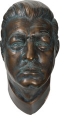 Movie/TV Memorabilia:Memorabilia, John Barrymore Life Mask....