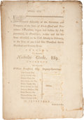 """Books:Early Printing, [Henry Ward]: """"February, 1777. At the General Assembly of thegovernor and Company of the state of Rhode-Island and Prov...(Total: 1 Documents Item)"""