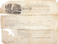 "Autographs:U.S. Presidents, James Monroe Land Grant Signed. One page, 13"" x 10"", ""City ofWashington,"" November 29, 1817, granting 160 acres in the ..."