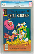 Bronze Age (1970-1979):Cartoon Character, Uncle Scrooge #149 File Copy (Gold Key, 1978) CGC NM+ 9.6 Off-whiteto white pages....