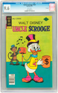 Bronze Age (1970-1979):Cartoon Character, Uncle Scrooge #144 File Copy (Gold Key, 1977) CGC NM+ 9.6 Whitepages....