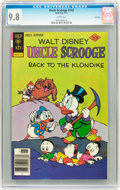 Bronze Age (1970-1979):Cartoon Character, Uncle Scrooge #142 File Copy (Gold Key, 1977) CGC NM/MT 9.8 White pages....