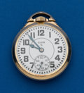Timepieces:Pocket (post 1900), Elgin, B.W. Raymond, 21 Jewel, 16 Size. ...