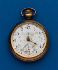 Timepieces:Pocket (post 1900), Ball, 19 Jewel, Official Standard For Restoration, 16 Size. ...
