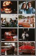 "Movie Posters:Horror, Christine (Columbia, 1983). Lobby Card Set of 8 (11"" X 14""). Horror.. ... (Total: 8 Items)"