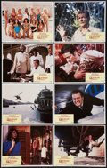 "Movie Posters:James Bond, Octopussy (MGM/UA, 1983). Lobby Card Set of 8 (11"" X 14""). JamesBond.. ... (Total: 8 Items)"