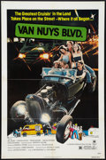 """Movie Posters:Comedy, Van Nuys Blvd. (Crown International, 1979). One Sheet (27"""" X 41""""). Comedy.. ..."""
