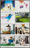 """Movie Posters:Animation, Twice Upon a Time (Ladd Company, 1983). Lobby Card Set of 8 (11"""" X 14""""). Animation.. ... (Total: 8 Items)"""