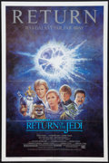 """Movie Posters:Science Fiction, Return of the Jedi (20th Century Fox, R-1985). One Sheet (27"""" X 41""""). Science Fiction.. ..."""