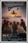 "Movie Posters:Action, Superman II (Warner Brothers, 1981). One Sheet (27"" X 41""). Action.. ..."