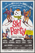 """Movie Posters:Comedy, Ski Party (American International, 1965). One Sheet (27"""" X 41""""). Comedy.. ..."""