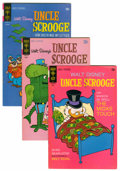 Bronze Age (1970-1979):Cartoon Character, Uncle Scrooge Group (Gold Key, 1971-81).... (Total: 16 Comic Books)
