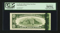 Error Notes:Ink Smears, Fr. 2011-D* $10 1950A Federal Reserve Star Note. PCGS Choice AboutNew 58PPQ.. ...