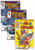 Modern Age (1980-Present):Humor, Harvey Classics Box Lot (Harvey, 1990s) Condition: Average NM-....